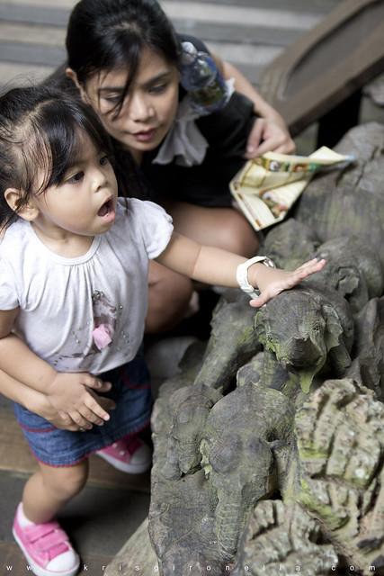 Mama & Kae @ The Elephant Show