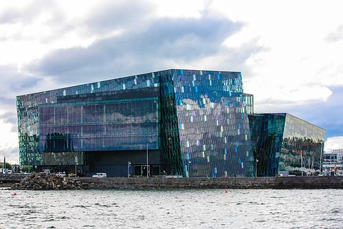 Harpa, Reykjavík