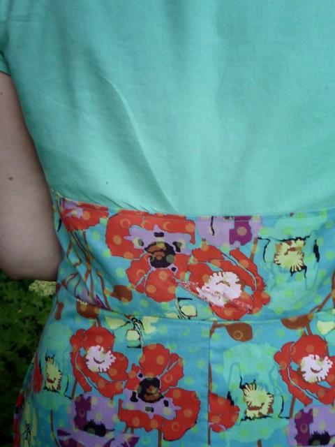 Maca-ny Peo-ron Dress