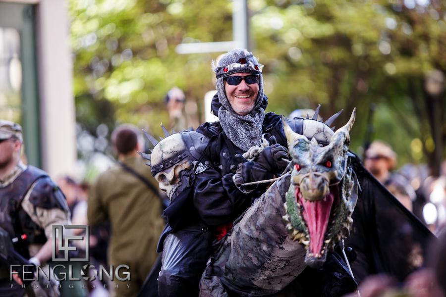 Dragon*Con Parade 2012 | Atlanta Event Photographer