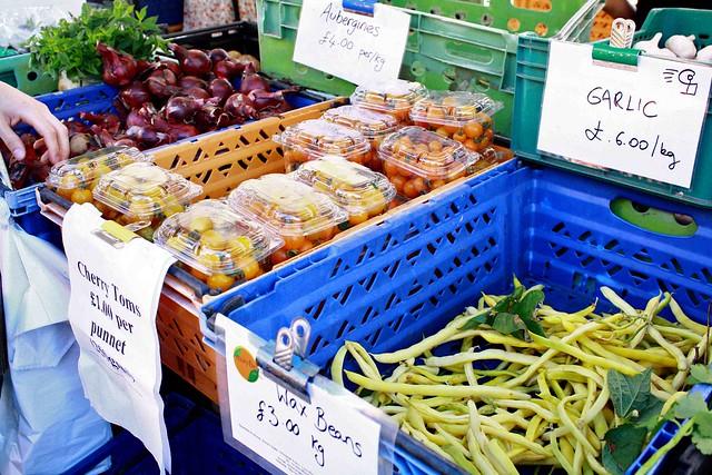 sunday market, cambridge