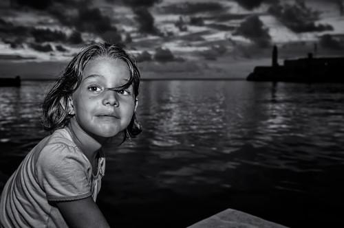 a la orilla del malecon me senté... by Rey Cuba