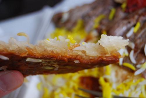 Balboa Rice crisp