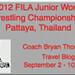 2012 FILA Jr. World Wrestling Championships