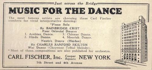 1927 advertisements.