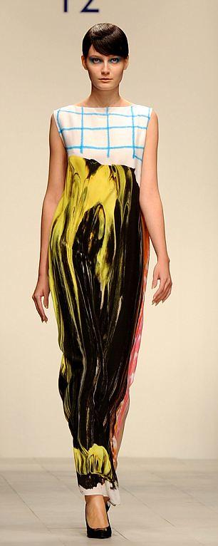 Antoni & Alison London Fashion Week SS2013