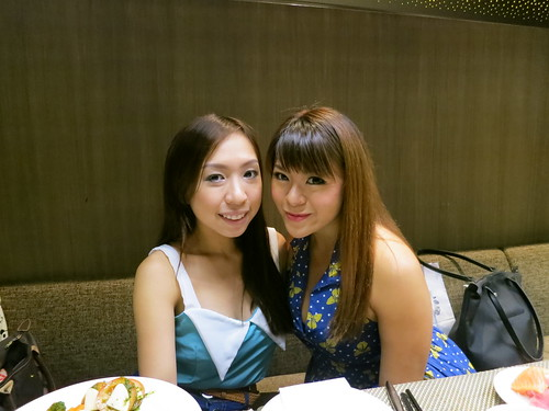 Singapore Lifestyle Blog, Azur Restaurant Review, nadnut, Singapore Food Blog, Crowne Plaza Hotel