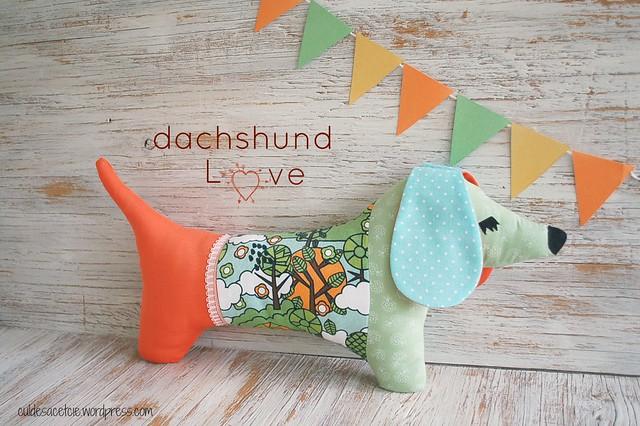 eco-friendly dachshund softie