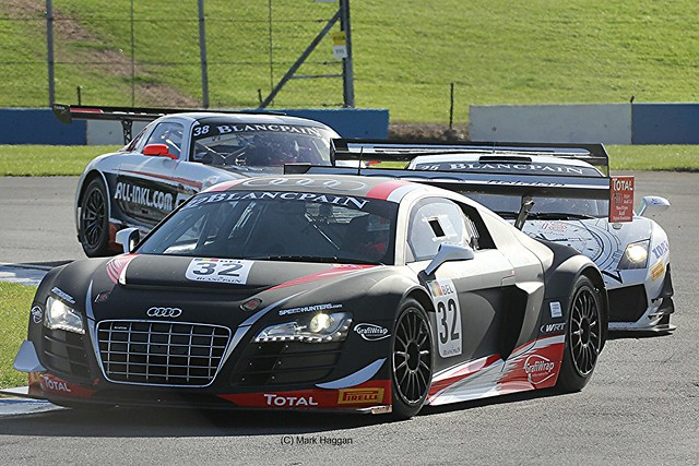 GT Racing at Donington Park in September 2012