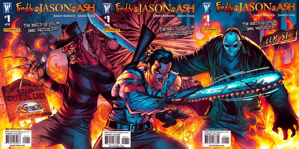 Freddy vs Jason vs Ash 2003