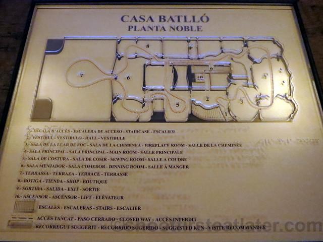 Casa Batlló Gaudi Barcelona-020