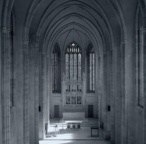 Trinity Chapel, U of T, Toronto