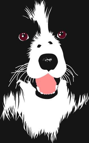 Face de chien