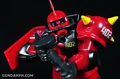 HCM MS-06R-2 Johnny Ridden's Zaku-II (144 scale) 1984 make (60)