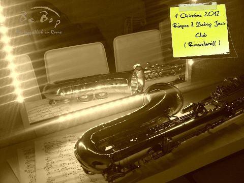 Opening stagione 2012-13 del Bebop by cristiana.piraino