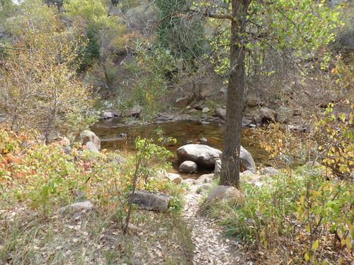 9-23-12 CO2 - St. Vrain River