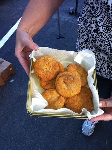 Cathy's Mesquite Honey Cookies