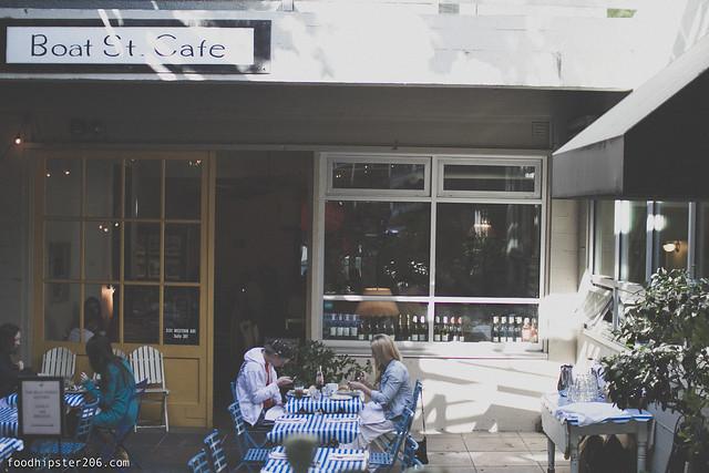 Boat Street Cafe