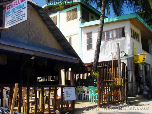 Sea Slugs Bar and Restaurant, El Nido, Palawan (2006)