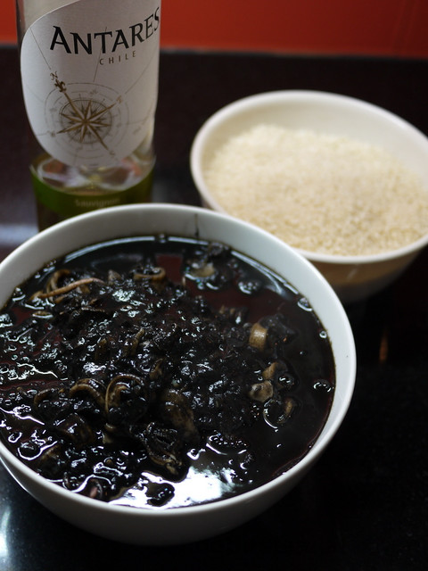 squid ink risotto-004