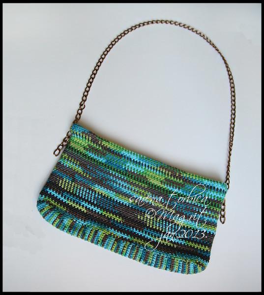 multicolor little bag