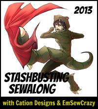 Stashbusting Sewalong