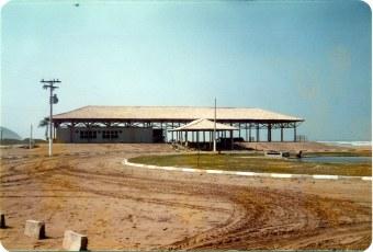 1982 - Pavilhão de Exposições da Riviera - atualmente Pavilhão do SIV - Sistema Integrado de Vendas da Riviera