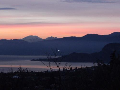 San Vigilio in the evening 24 jan 2013