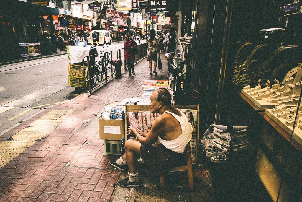 Hong Kong Color