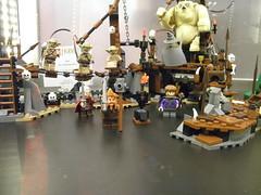 Hobbit Goblin King Battle 3