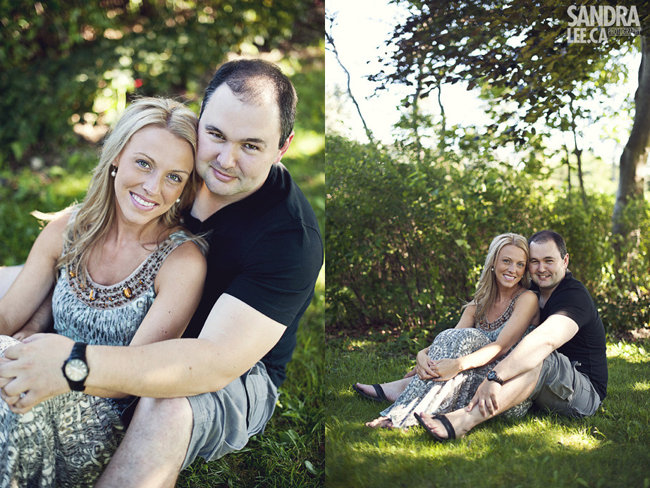 Brent+ Jennifer Engagement Session