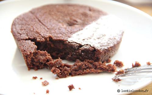 fondant speculoos chocolat