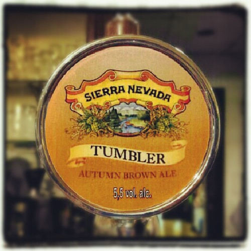 Tumbler Brown Autumn Ale by soulbrew_pics