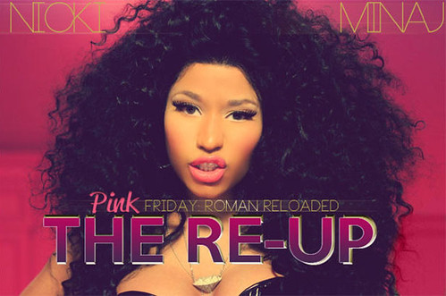 Nicki Minaj 'The Re-Up' Track List: Lil Wayne, Ciara Featured