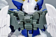 SDGO Wing Gundam Zero Endless Waltz Toy Figure Unboxing Review (16)