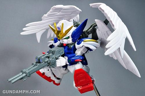 SDGO Wing Gundam Zero Endless Waltz Toy Figure Unboxing Review (32)