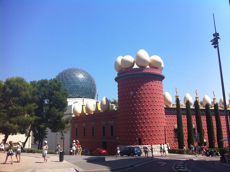 Museo Dalí, Figueres