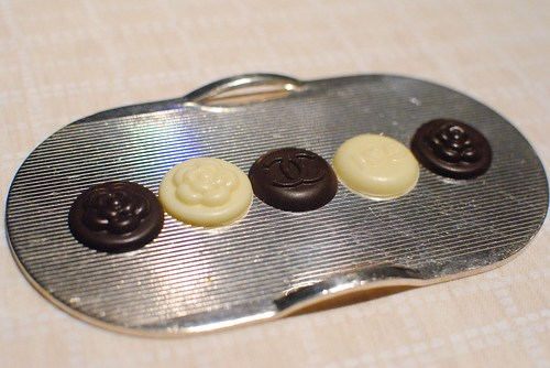 CHANEL chocolates