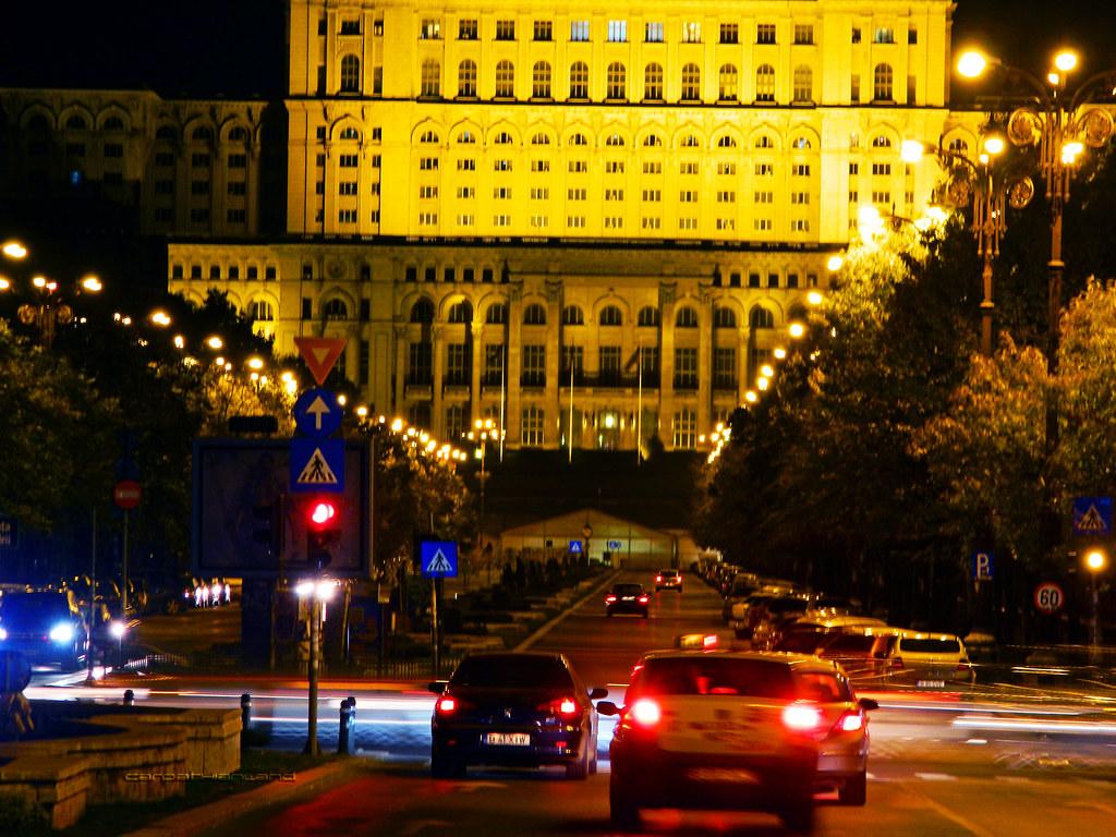 Unification Avenue, Bucharest