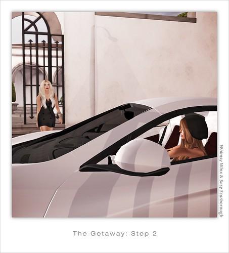 The Getaway 2F