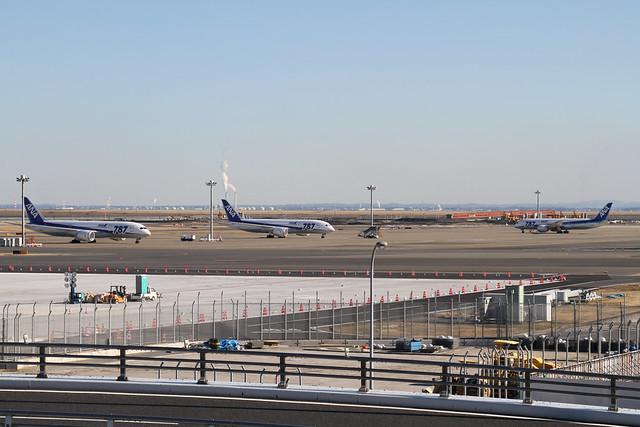 ANA 787s