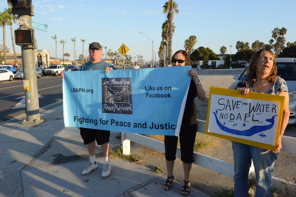 Long Beach,CA Peace Vigil CNV 2016 (3)