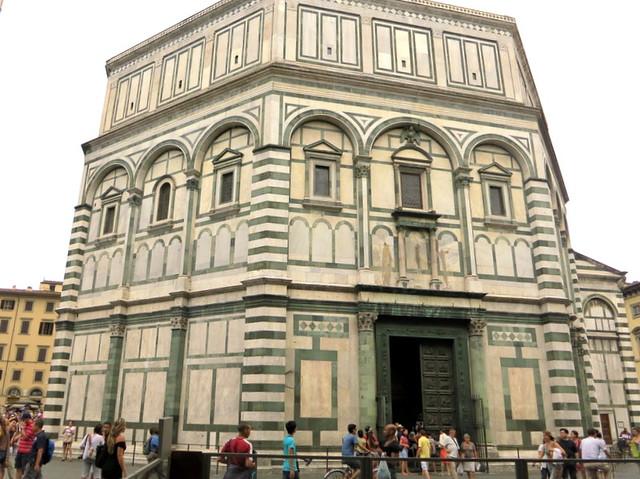 Florence Baptistry or Battistero di San Giovanni