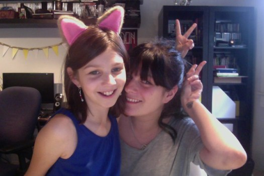 Cat Ears Sym & Me