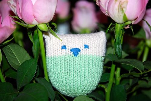 Blue-Beaked Owl Puff
