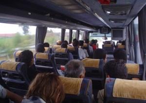 Autocarro desde Teerão até Istanbul, Irão até Turquia