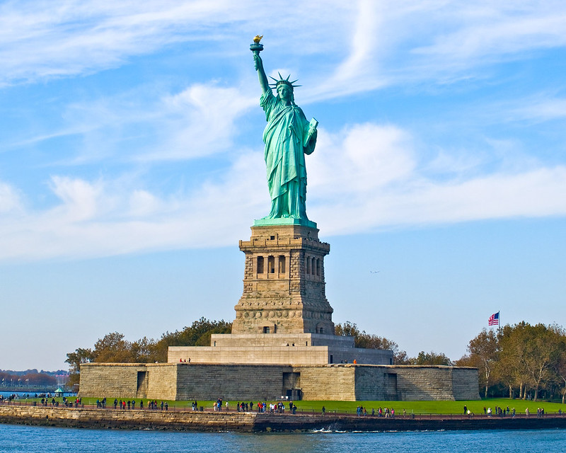 Statue-of-Liberty-in-New-York-United-States