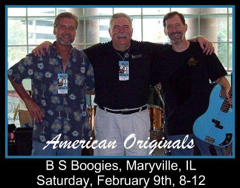 American Originals 2-9-13