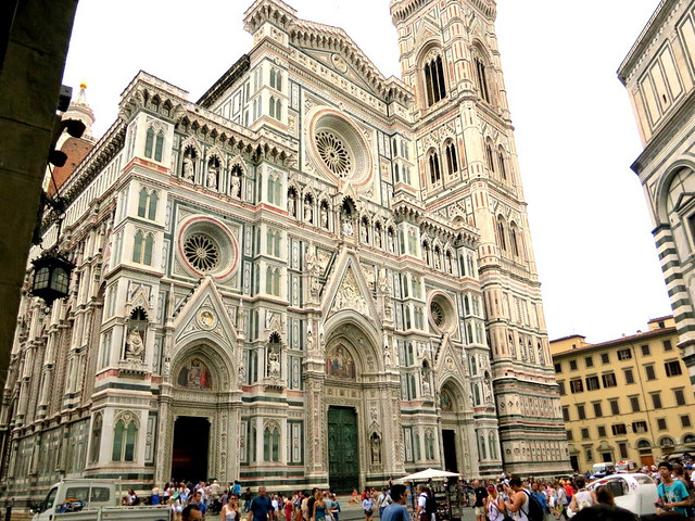 Basilica di Santa Maria del Fiore or The Duomo-001