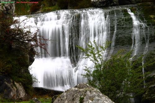 Cascada , efecto seda #Photography 31
